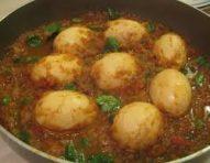 Egg Bhuna
