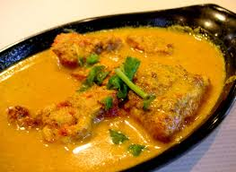 Fish Tikka Bhuna